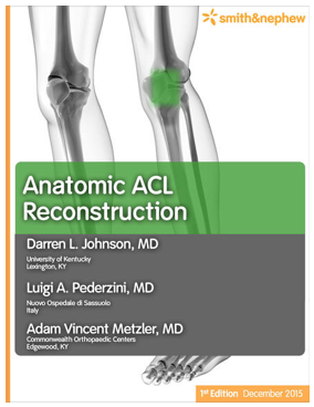 Anatomic ACL Reconstruction iBook cover