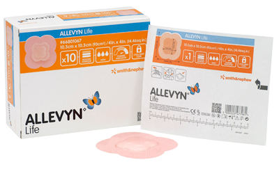 Try ALLEVYN LIFE today<sup>†</sup>