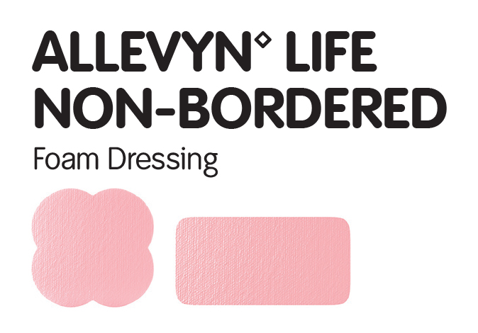 Allevyn Life Non Border product image