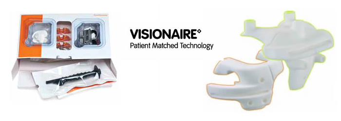 VISIONAIRE Technology, patient specific solutions