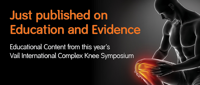 VAIL 2017 hip and knee symposium