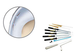 tools for meniscal repairs