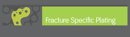 TC-100 Fracture Specific plating- screw and plating system