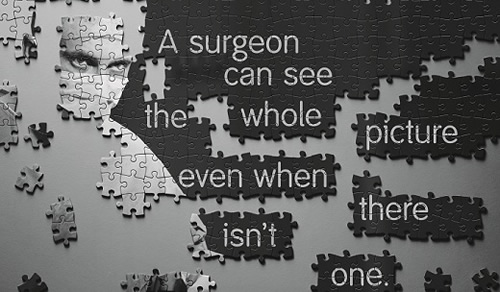 trauma surgeon jigsaw puzzle 500px wide