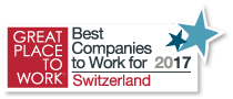 Great place to work Switzerland logo
