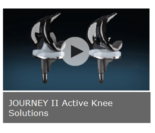 JOURNEY II Active Knee Solutions live surgery broadcasts