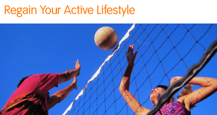 Regain your active lifestyle after shoulder arthroscopy