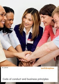 smith nephew code of conduct business principles