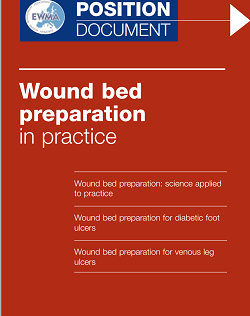 EWMA Wound bed preparation in practice thumbnail