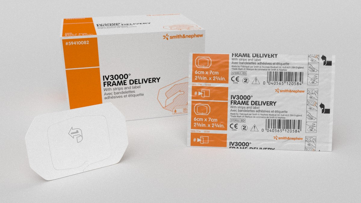 IV3000◊ Frame Delivery | Smith & Nephew